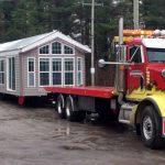 Remorquage Boissonneault - remorquage de maison mobile